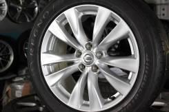 Комплект колес оригинал Nissan(Infiniti M) 245/50R18 4 шт как Новые Br. 8.0x18 5x114.30 ET43