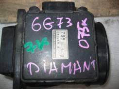 Датчик расхода воздуха. Mitsubishi Diamante Двигатель 6G73