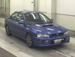 Дифференциал. Subaru Impreza WRX STI, GC8