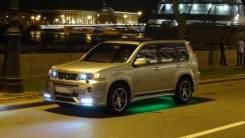 Обвес кузова аэродинамический. Nissan X-Trail, NT30