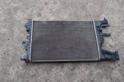 Радиатор охлаждения двигателя. Opel Astra, P10 Двигатели: A16LET, A16XER, A14NET, A16XHT, A14XER