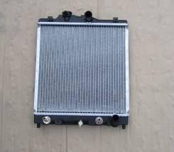 Радиатор охлаждения двигателя. Honda City