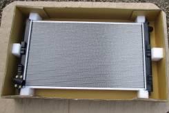 Радиатор охлаждения двигателя. Mitsubishi Outlander, CW6W Mitsubishi Lancer Evolution, CZ4A Mitsubishi Galant Fortis, CZ4A