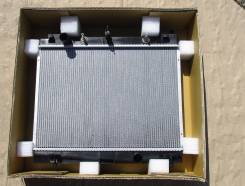 Радиатор охлаждения двигателя. Toyota: Vitz, Ractis, Yaris, ist, Belta, Scion Scion xD Двигатели: 1NZFE, 2NZFE, 2ZRFE