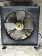 Вентилятор охлаждения радиатора.