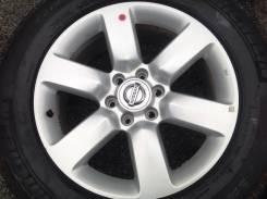 Nissan. 8.0x20, 6x139.70, ET23