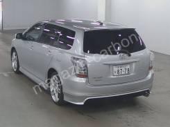 Спойлер. Toyota Corolla Fielder