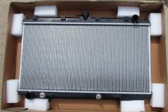 Радиатор охлаждения двигателя. Nissan Primera, RP12, QP12, P11E, TP12, WP11E, HP12, FHP11, TNP12 Двигатели: SR20DE, SR20DEL