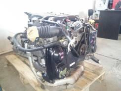Двигатель в сборе. Subaru Legacy B4, BL5 Subaru Legacy, BP5, BL5 Двигатели: EJ20X, EJ20