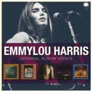 "5CD Emmylou Harris ""5CD-box albums 1975-79"" 2010 mini-vinyl Germany"