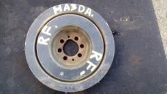 Шкив коленвала. Mazda Familia, BJEP Двигатель RF
