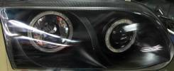 Линза фары. Mitsubishi Delica