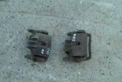 Суппорт тормозной. Nissan Terrano, WBYD21 Двигатель TD27T