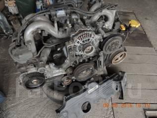 Двигатель в сборе. Subaru Impreza Двигатели: EJ15, EJ151, EJ152, EJ154, EJ15E