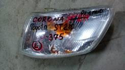 Габаритный огонь. Toyota Corona Premio, ST210