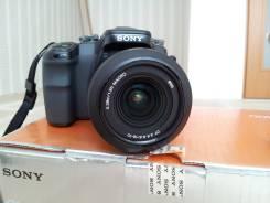 Sony Alpha DSLR-A100 Kit. 10 - 14.9 Мп