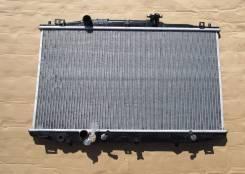 Радиатор охлаждения двигателя. Honda Accord Двигатели: K20A8, K20A7, K24A4