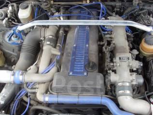 Двигатель в сборе. Toyota: Crown, Verossa, Soarer, Chaser, Mark II Wagon Blit, Crown Majesta, Mark II, Land Cruiser Prado, Cresta, Supra Двигатели: 1J...
