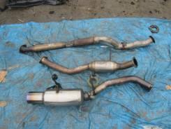 Глушитель. Toyota Celica, ST205 Двигатель 3SGTE