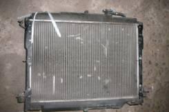 Радиатор охлаждения двигателя. Nissan Atlas, H2F23, H4F23 Nissan President, 250 Двигатель KA20DE