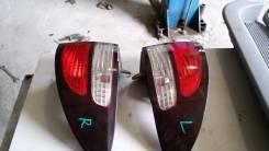 Стоп-сигнал. Toyota Estima, ACR30, ACR40, ACR30W, ACR40W Двигатели: 2AZFE, 1MZFE
