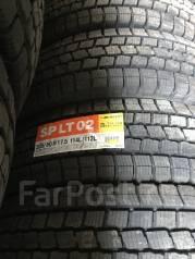 Dunlop SP LT 02. Зимние, без шипов, 2012 год, без износа, 1 шт