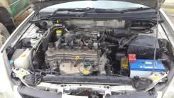 Трубка кондиционера. Nissan Wingroad, WFY11 Двигатель QG15DE