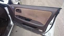 Накладка на порог. Toyota Mark II, GX90 Двигатель 1GFE