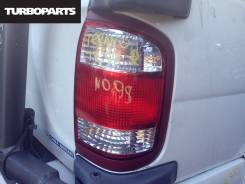 Стоп-сигнал. Nissan Terrano Regulus, JTR50 Двигатель ZD30DDTI