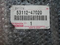 Решетка бамперная. Toyota Prius, NHW20 Двигатель 1NZFXE