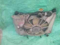 Радиатор охлаждения двигателя. Toyota Probox, NCP51, NCP50, NCP51V, NCP50V Toyota Vitz, NCP10, NCP13, NCP50, NCP50V, NCP51 Двигатели: 2NZFE, 1NZFE