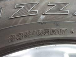 Bridgestone Blizzak DM-Z3. Всесезонные, износ: 10%, 4 шт