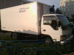 Isuzu Elf. Isuzu ELF рефрижератор Новокузнецк -, 4 777 куб. см., 3 500 кг.