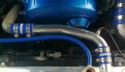 Патрубок радиатора. Toyota Porte