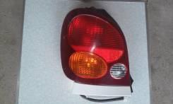 Стоп сигнал задний левый Toyota Corolla Spacio кузов АЕ111, АЕ111N. Toyota Corolla Spacio, AE111N Двигатель 4AFE