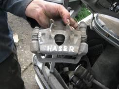 Суппорт тормозной. Toyota Chaser, GX81 Двигатель 1GFE