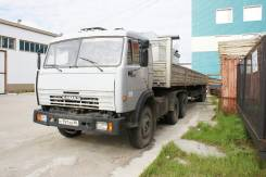 Камаз 54115. 0 с прицепом 27 тн, 240 куб. см., 27 000 кг.