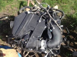 Двигатель в сборе. Toyota Hilux Surf, GRN215, GRN215W Toyota Land Cruiser Prado, GRJ120, GRJ120W, GRJ121, GRJ121W Двигатель 1GRFE