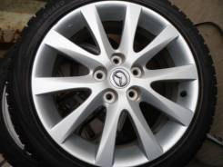 Mazda. 7.0x17, 5x114.30, ET55, ЦО 67,1мм.