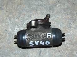 Цилиндр рабочий тормозной. Toyota Vista, SV40 Двигатель 4SFE