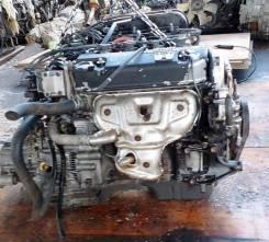 Двигатель ZC Honda