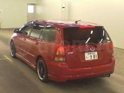 Накладка на бампер. Toyota Corolla Fielder, CE121G, NZE120, NZE121G, NZE124G, ZZE122G, ZZE123G, ZZE124G Двигатели: 1NZFE, 1ZZFE, 2ZZGE, 3CE