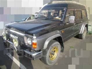 Nissan Safari. UVRGY60, TD42