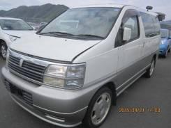 Nissan Elgrand. APE50, QD32