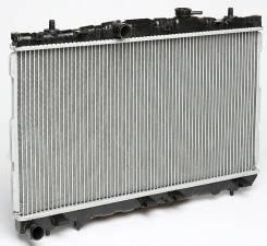 Радиатор охлаждения двигателя. Hyundai Porter
