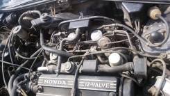 Двигатель в сборе. Honda Prelude