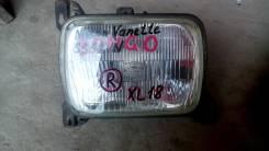 Фара. Nissan Vanette, SS58VN