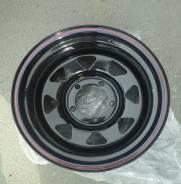 Steel Wheels. 10.0x15, 5x139.70, ET-40, ЦО 110,1мм.