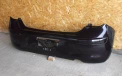Бампер задний на Nissan March K13