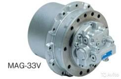 Гидромотор хода, Бортовая передача MAG-33V-550-1